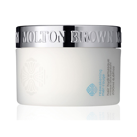 Molton Brown Reawakening Mer-Rouge Hair Hydramasque, $55