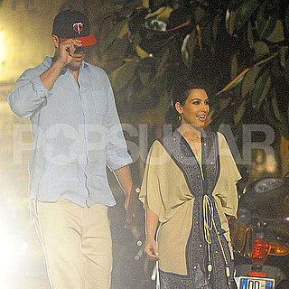 Kim Kardashian and Kris Humphries on Amalfi Coast Pictures