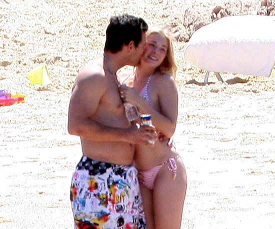 LeAnn and Eddie showed PDA in Mexico in March 2010.