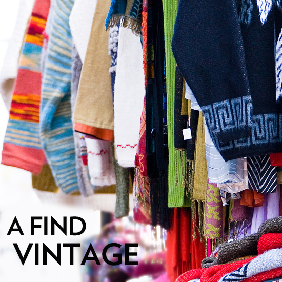 How to Shop Vintage: Everything You Need to Know From the Pros!