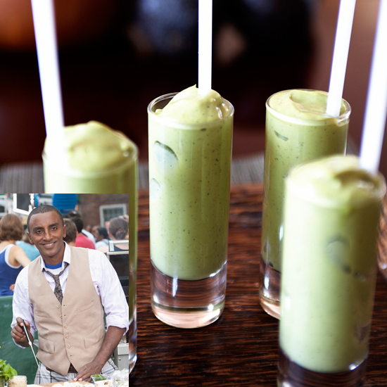 Marcus Samuelsson's Power-Packed Morning Smoothie