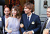 Sofia Coppola Alaia Wedding Dress  Full-Length [Pictures]