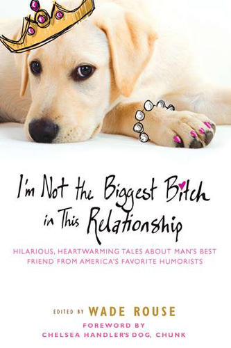 I'm Not the Biggest Bitch in This Relationship