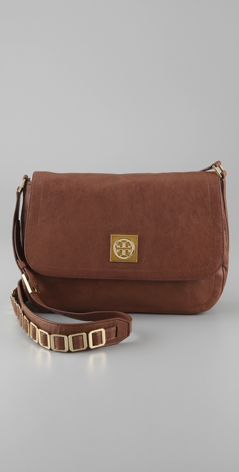 Tory Burch Louiisa Small Messenger Bag ($435)