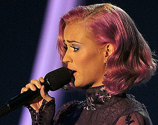 Kate Perry Debuts New Mauve Hair at MTV Video Music Awards