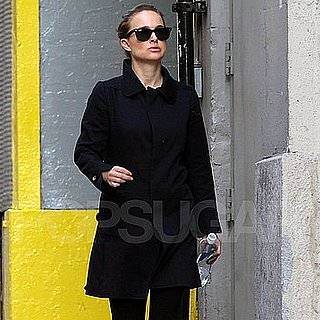 New Mom Natalie Portman Pictures Walking in NYC
