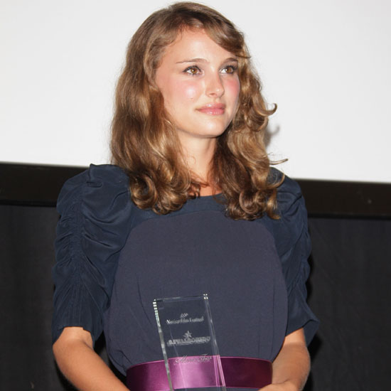 Natalie Portman won the Kineo Diamanti al Cinema Award at the 2008 festival.