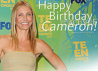 Cameron Diaz Birthday Style Stalk: The 25 Sexiest Fashion Moments In Pictures from the Bad Teacher Star