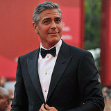 George Clooney Pictures at Ides of March Venice Premiere