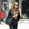 Nicole Richie Pictures Leaving Her LA Gym
