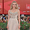 Diane Kruger in Elie Saab at the Venice Film Festival