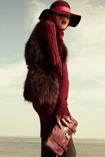 We're Lusting Over Intermix's Fall Lookbook