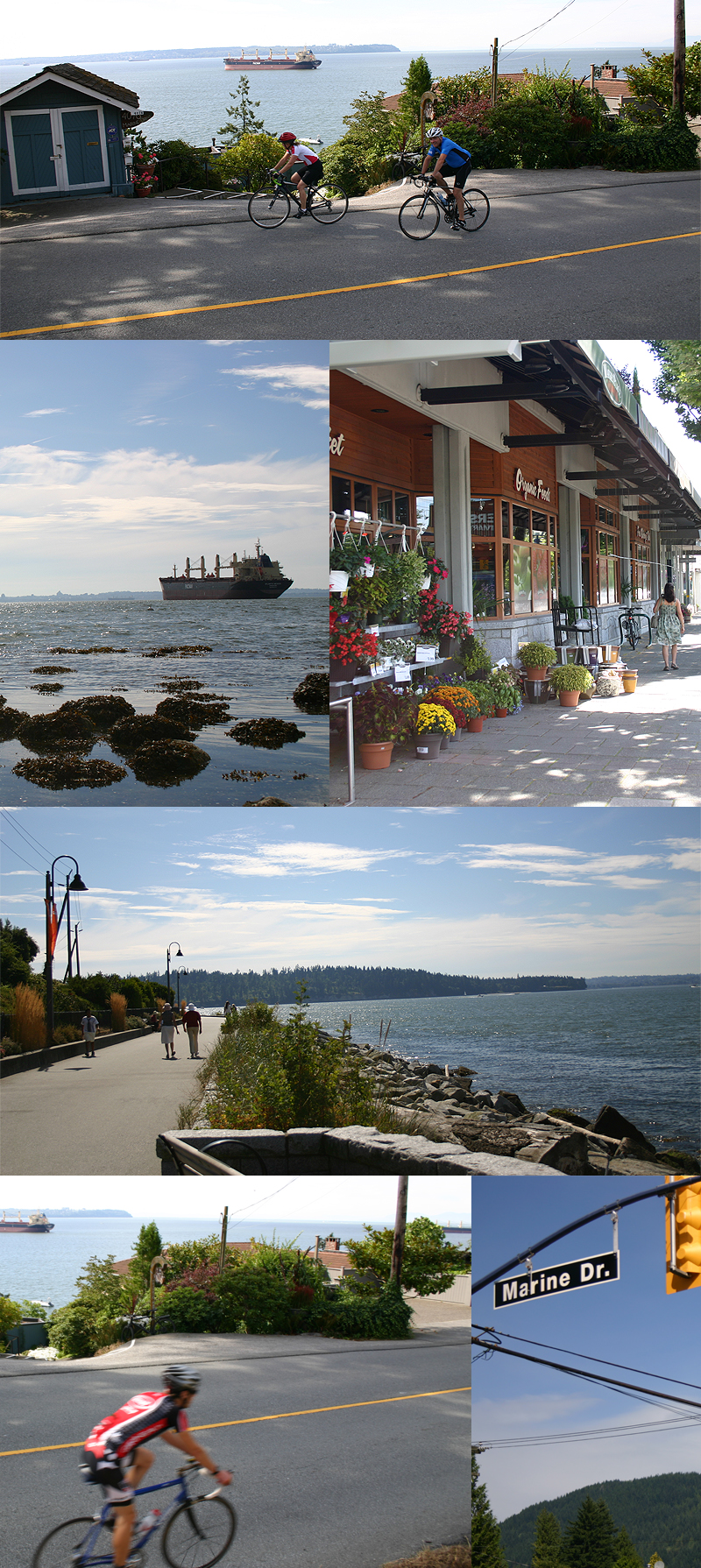 Marine Drive, Vancouver, British Columbia