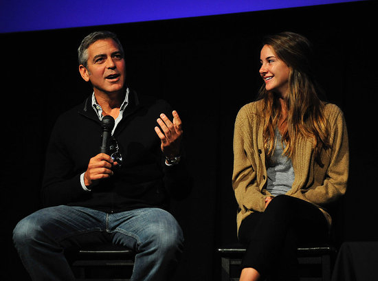 George Clooney Switches Gears to Talk The Descendants at Telluride
