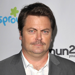 Nick Offerman Interview About Ron Swanson on Parks and Recreation