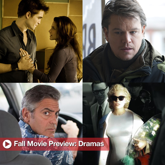 Fall Movie Preview: Dramas