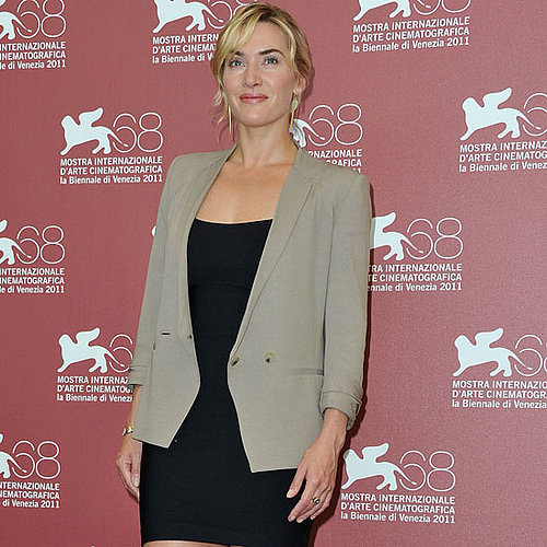 Madonna and Kate Winslet Pictures at the Venice Film Festival