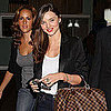 Miranda Kerr in Mexico City With Red Lipstick Pictures