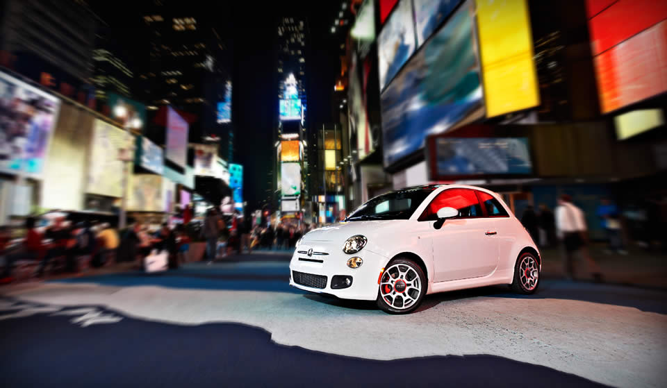 Geeky Things You Didn't Know About the Fiat 500