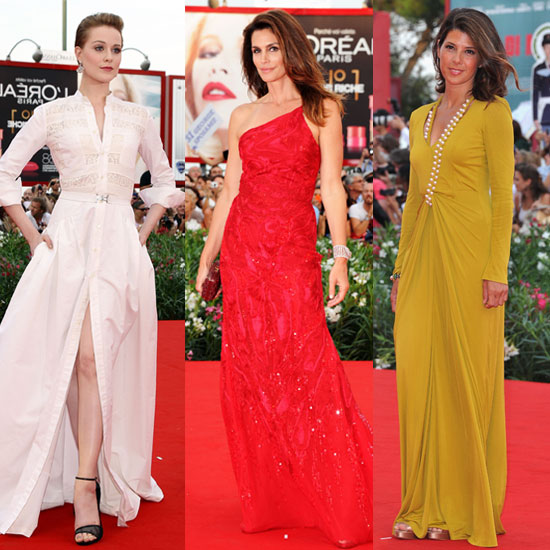 The Most Beautiful Looks From the Venice Film Festival — Day One