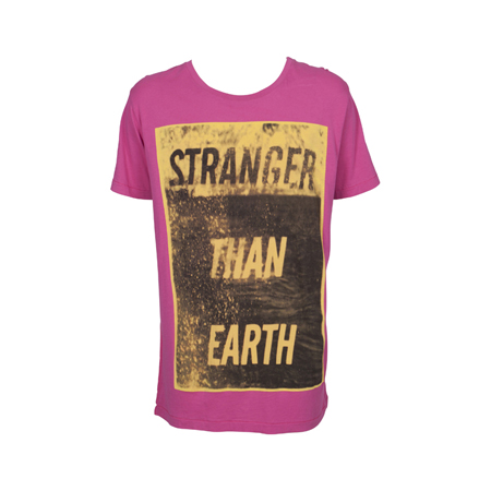 Stranger Than Earth Tee