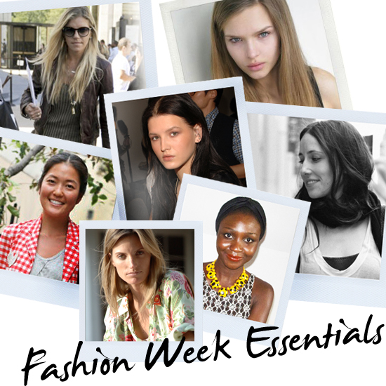 Fashion Week Survival Secrets — from Some of Our Favorite Fashion Insiders