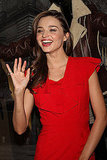 Miranda Kerr at Liverpool Fashion Fest.
