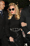 Madonna is in Venice debuting her film W.E..