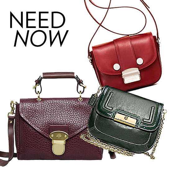 Can't miss our Fall bag shopping!