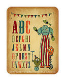 Monster Circus Alphabet