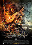 Conan the Barbarian (one hot-some newbi Jason Momoa..) 
