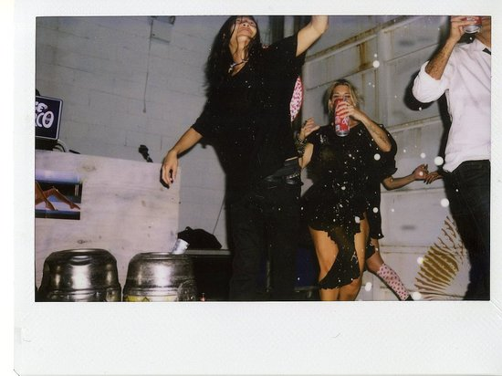 Scenes from Alexander Wang's Frat-tastic After-Party