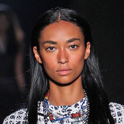 Edun Spring 2012: Backstage Beauty