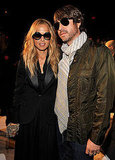 Rachel Zoe with husband Rodger Berman.