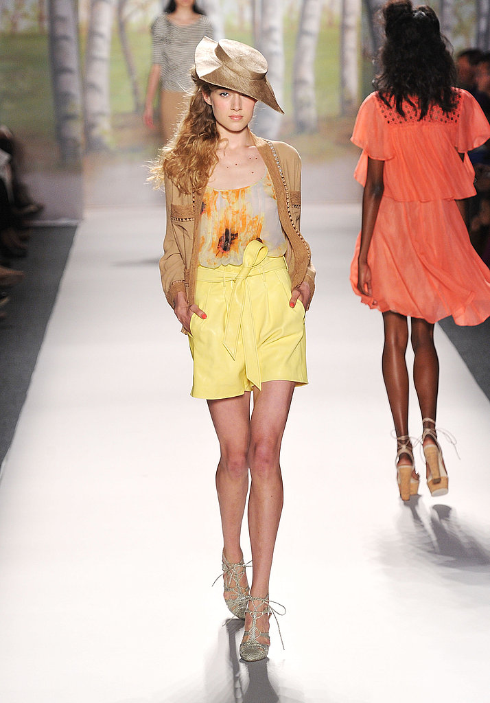 Tracy Reese Spring 2012
