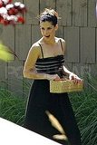 Sandra Bullock at a birthday bash.