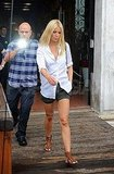 Gwyneth Paltrow out in Venice.