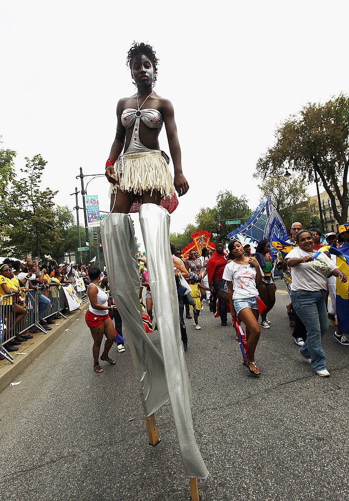 Picture It: A Labor Day Parade