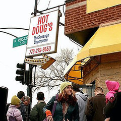 Chicago's Best Hot Dogs