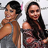 Vanessa Hudgens Gets Hair Extensions