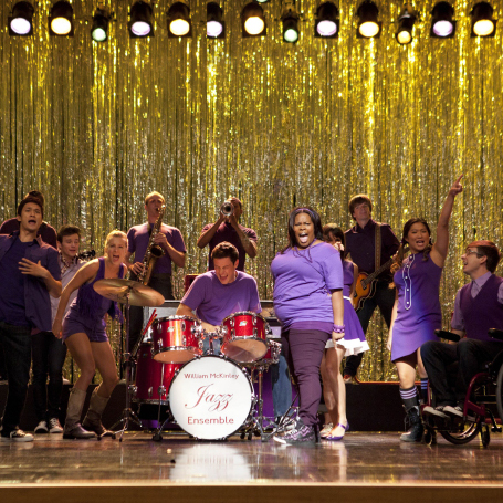 Glee Pictures From Season Three