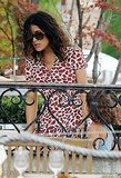 Salma Hayek and Her Fashionable Family Brunch in Venice