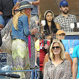 Blake and Brooklyn Spend a Weekend at the US Open With Vanessa and Jason