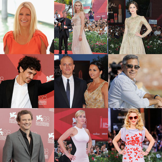 Gwyneth, Keira, Kate, Matt and George — See All the Glamorous Venice Film Festival Pictures So Far!