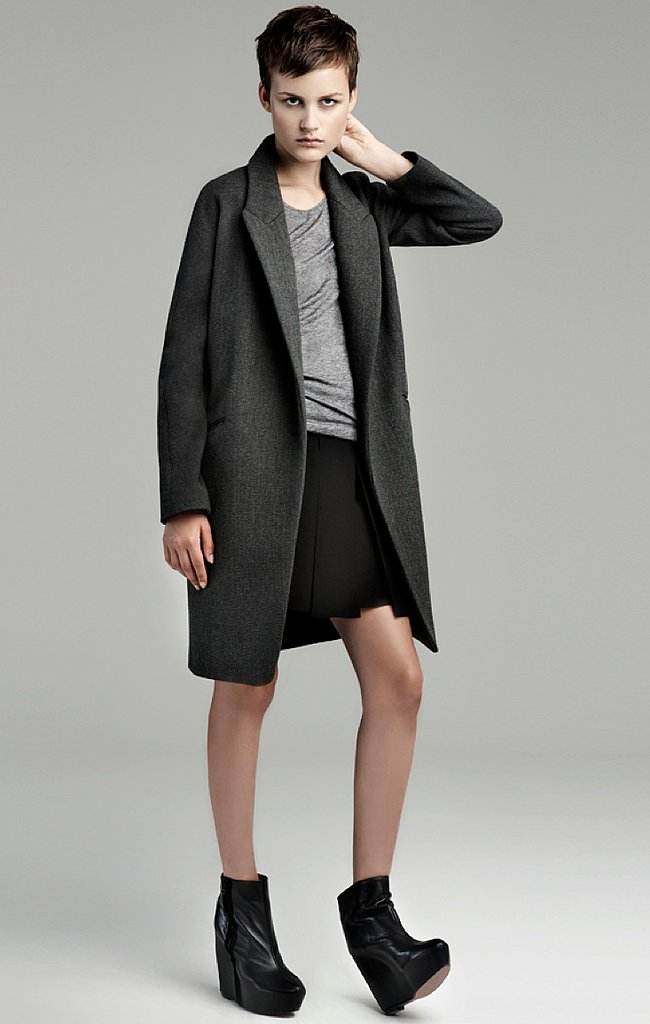 Zara Gets Cozy For Its September Lookbook