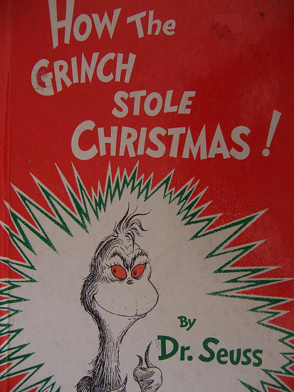 How the Grinch Stole Christmas! ($10)