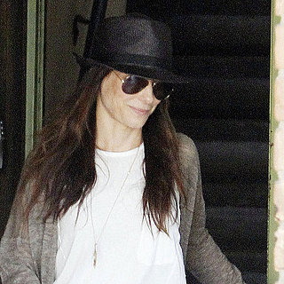 Sandra Bullock Leaving Her LA Office Pictures