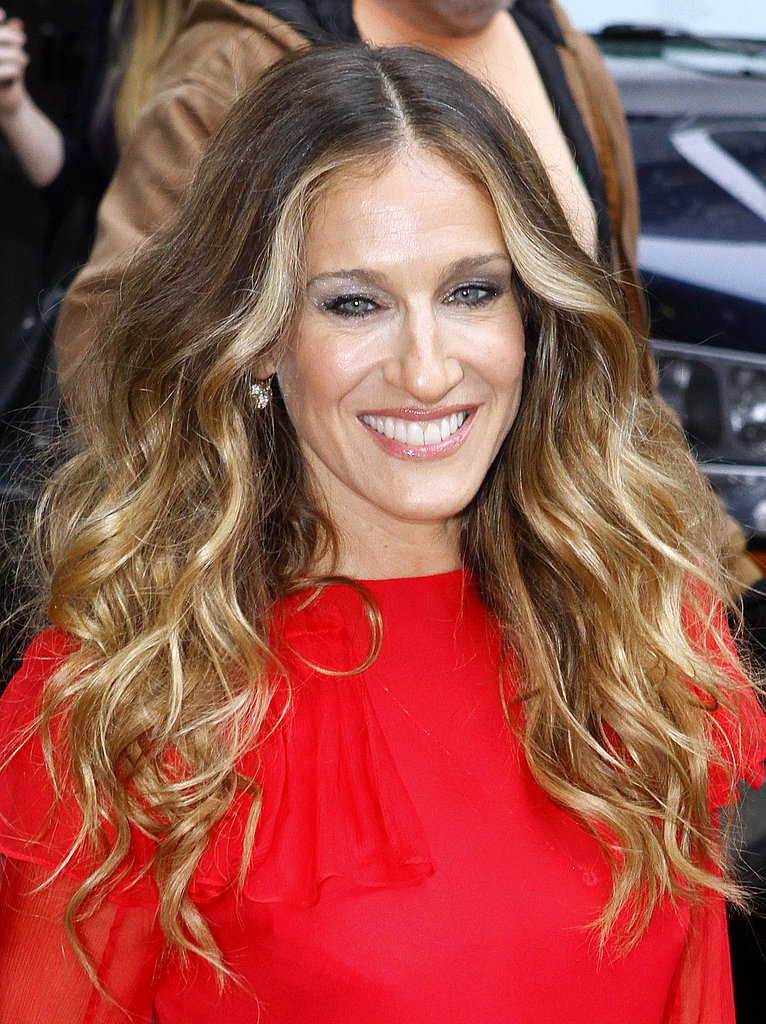Sarah Jessica Parker in NYC.