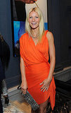 Gwyneth Paltrow Glows in Lanvin at a London Dinner For Coach