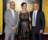 Matt Damon and Marion Cotillard Bring Their Infectious Smiles to NYC